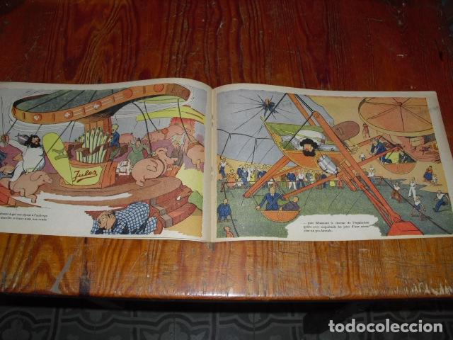Cómics: L' INCROYABLE AVENTURE DE CLODOMIR Y LA FORÊT ENCHANTÉE 1950-60 - Foto 5 - 177734443