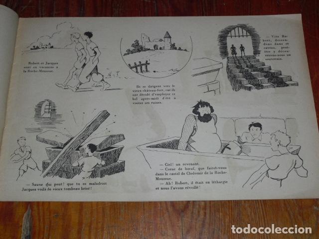 Cómics: L' INCROYABLE AVENTURE DE CLODOMIR Y LA FORÊT ENCHANTÉE 1950-60 - Foto 8 - 177734443