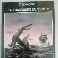 Cómics: LES PASSAGERS DU VENT 2 FRANCES. Lote 177800059