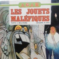Cómics: LES JOUETS MALEFIQUES. Lote 178043317
