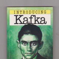Cómics: INTRODUCING KAFKA - ROBERT CRUMB AND DAVID ZANE MAIROWITZ - AÑO 1993 - MUY BUEN ESTADO. Lote 178129478
