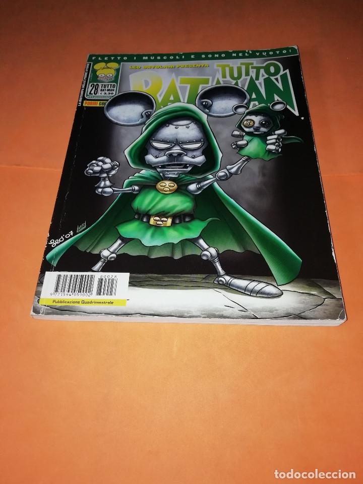 TUTTO RATMAN . Nº 28. EDICION EN ITALIANO. PANINI. (Tebeos y Comics - Comics Lengua Extranjera - Comics Europeos)