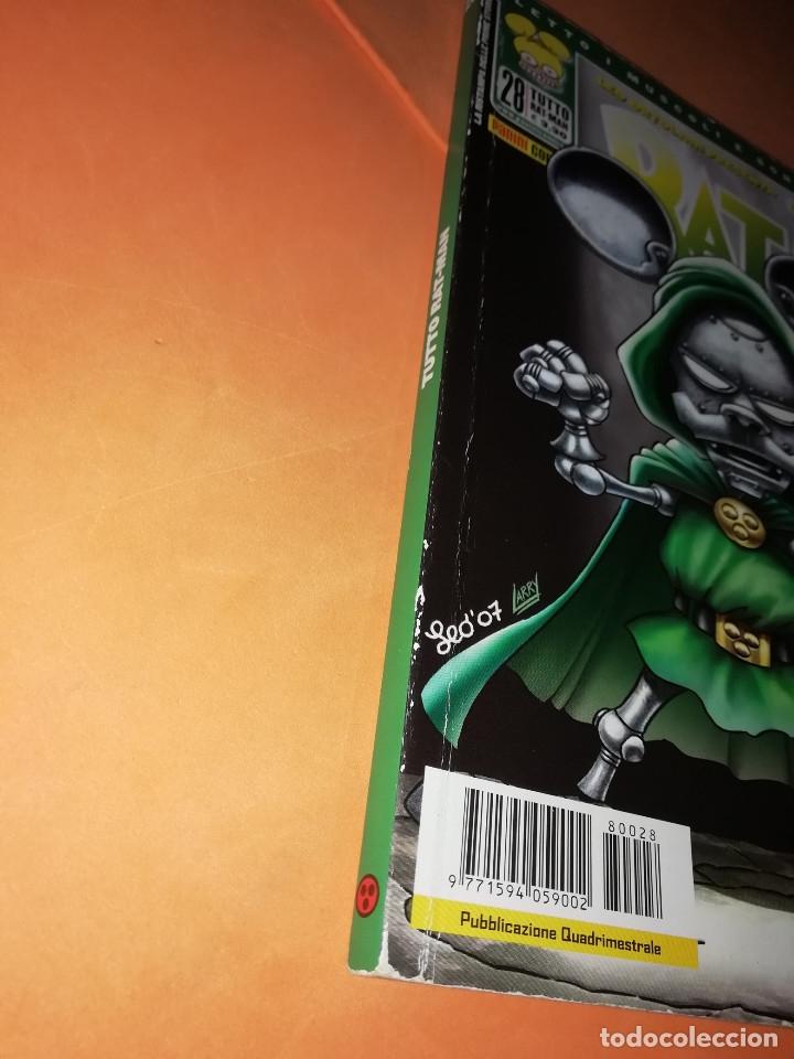 Cómics: TUTTO RATMAN . Nº 28. EDICION EN ITALIANO. PANINI. - Foto 5 - 178186130