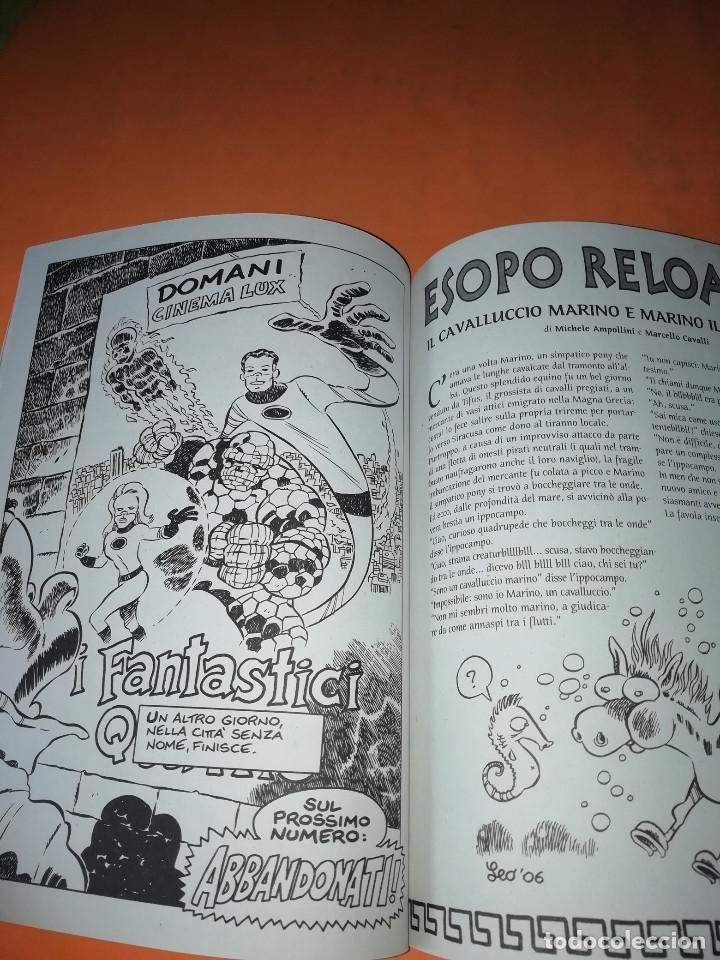 Cómics: TUTTO RATMAN . Nº 28. EDICION EN ITALIANO. PANINI. - Foto 6 - 178186130