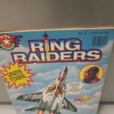 Cómics: CÓMIC NEERLANDES. RING RAIDERS. Lote 178674961