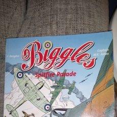 Cómics: BIGGLES DE FRANCIS BERGESE GRAPHIC NOVEL. Lote 178997162