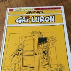 Cómics: GAI-LURON, GOTLIB. SHELL 1994 COMIC TAPA DURA EN FRANCES. Lote 179250975