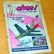 Cómics: CAPITÁN VENDAVAL - DE ANTONIO BERNAL - EDITADO EN BELGICA - PORTADA EXCLUSIVA BELGA - 1963. Lote 180394313