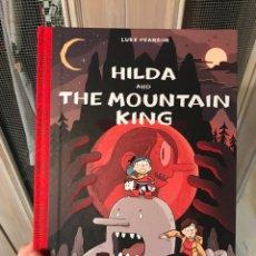 Cómics: HILDA AND THE MOUNTAIN KING LUKE PEARSON NOBROW NETFLIX. Lote 180961225