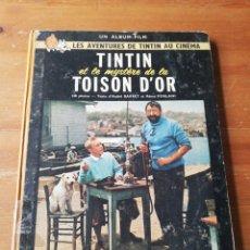 Cómics: TINTIN ET MYSTERE DE LA TOISON D'OR.. Lote 181323250