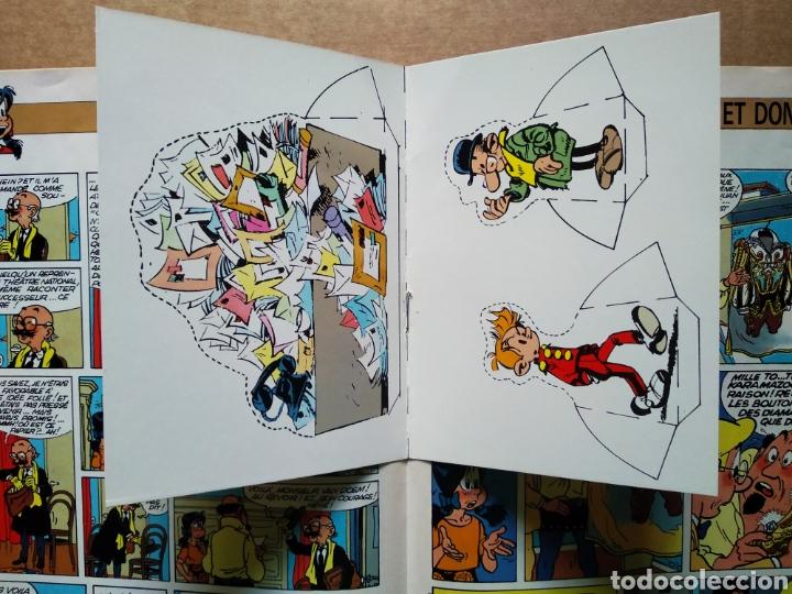 Cómics: Lote Spirou Magazine, números 2558-2586-2630-2650-2658-2669-2672-2695-2706 (Dupuis, 1987-1990). - Foto 4 - 181761501