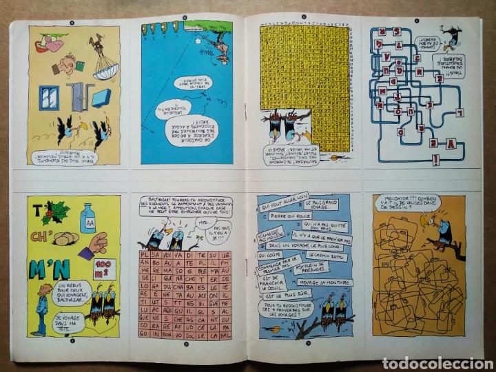 Cómics: Lote Spirou Magazine, números 2558-2586-2630-2650-2658-2669-2672-2695-2706 (Dupuis, 1987-1990). - Foto 5 - 181761501