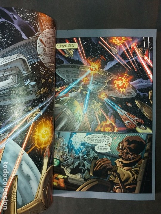 Cómics: STAR WARS KLONKRIEGE PREMIUM 1 ALEMANIA - Foto 2 - 181986882