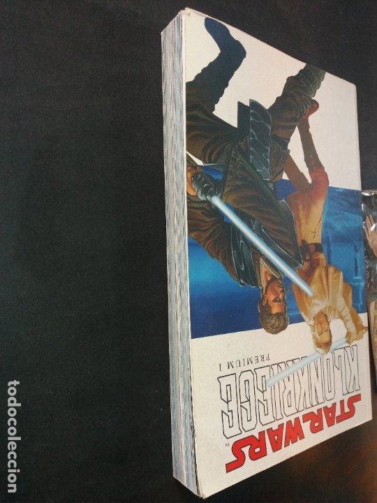 Cómics: STAR WARS KLONKRIEGE PREMIUM 1 ALEMANIA - Foto 4 - 181986882