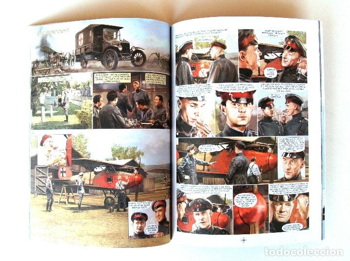 Cómics: LA SERIE RED BARON por Carlos Puerta y Pierre Veys ● 3 vol. 48/48/64 pp (Inglés, Cinebook 2015) - Foto 2 - 182016483