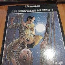 Cómics: COMIC FRANCÉS LES PASSAGERS DU VENT ,N° 1. Lote 182751466