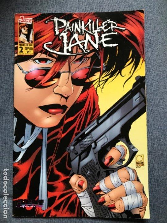 PAINKILLER JANE 2 JOE QUESADA JIMMY PALMIOTTI FRANCIA 2000 GENERATION COMICS (Tebeos y Comics - Comics Lengua Extranjera - Comics Europeos)