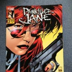 Cómics: PAINKILLER JANE 2 JOE QUESADA JIMMY PALMIOTTI FRANCIA 2000 GENERATION COMICS . Lote 182758943