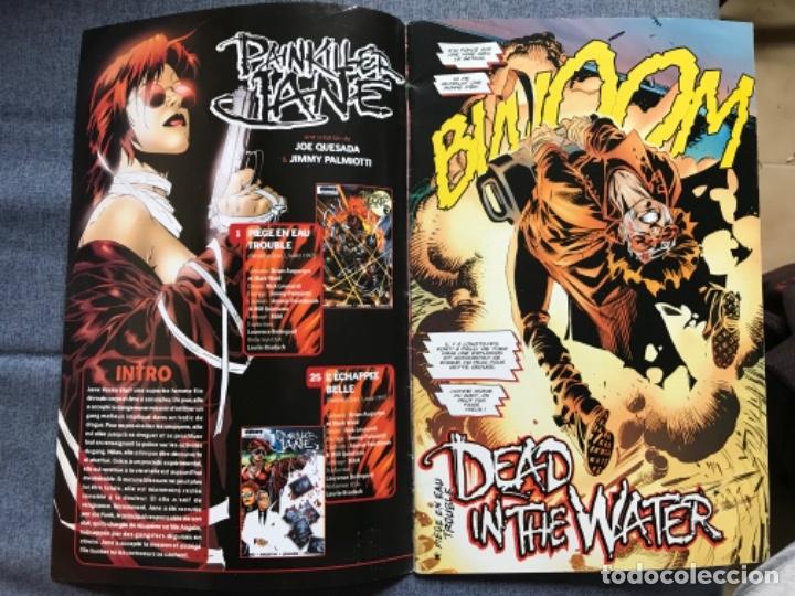 Cómics: Painkiller jane 2 joe quesada jimmy palmiotti francia 2000 generation comics - Foto 2 - 182758943