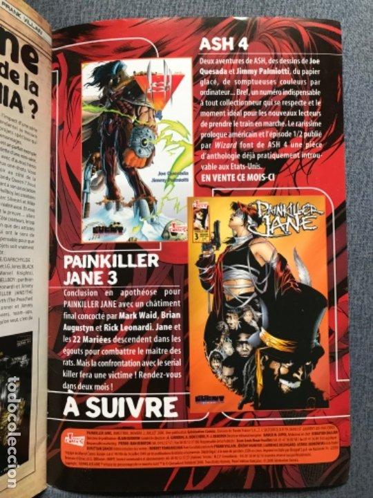 Cómics: Painkiller jane 2 joe quesada jimmy palmiotti francia 2000 generation comics - Foto 5 - 182758943