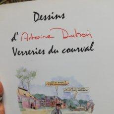 Cómics: DESSINS D'ANTOINE DUBOIS. Lote 183006886