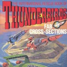 Cómics: THUNDERBIRDS (GUARDIANES DEL ESPACIO). RAVETTE BOOKS, 1993. SERIE TELEVISIÓN. GRAHAM BLEATHMAN. Lote 184052640