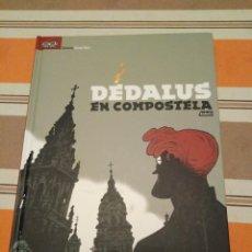 Cómics: DEDALUS EN COMPOSTELA - RISCO - COMIC EN GALEGO. Lote 184228235