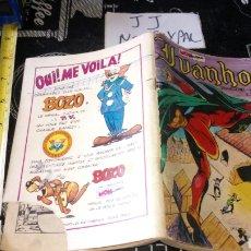 Cómics: IVANHOE N 208 AÑO 1975 CAPITÁN TRUENO FRANCIA FRANCÉS VER FOTOS ESTADO PARTE TRASERA ROTURA INEDITO. Lote 184610317