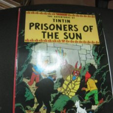Cómics: THE ADVENTURES OF TINTIN. PRISIONERS OF THE SUN. AVANCE SU INGLES CON TINTIN. Nº 2 . Lote 184693478