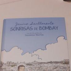 Cómics: COMICS - SONRISAS DE BOMBAY - EDITORIAL NORMA. Lote 185506490