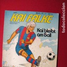 Cómics: KAI FALKE BAND 1 (ERIC CASTEL) VERSIÓN ALEMANA. Lote 186181555