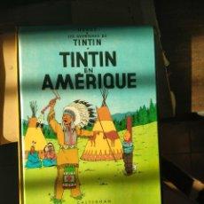 Cómics: TINTIN EN AMERIQUE. CASTERMAN 1966. 3B37. Lote 186390982