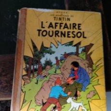 Cómics: TINTIN - L´AFFAIRE TOURNESOL. CASTERMAN 1964. 18B35. Lote 186393843