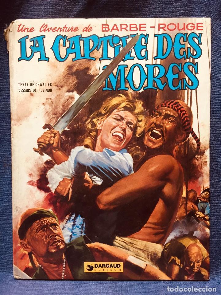 BARBE ROUGE LE CAPTIVE DES MORES (Tebeos y Comics - Comics Lengua Extranjera - Comics Europeos)