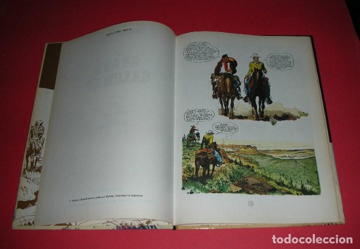 Cómics: FILM TEST dImpression ORIGINAL JIJÉ Jerry Spring Couverture / Portada Le GRAND CALUMET 17 ,ÚNICO - Foto 11 - 187300121