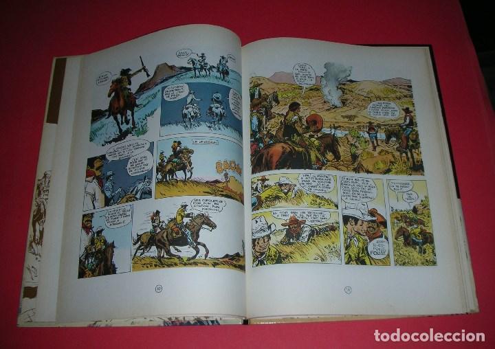 Cómics: FILM TEST dImpression ORIGINAL JIJÉ Jerry Spring Couverture / Portada Le GRAND CALUMET 17 ,ÚNICO - Foto 12 - 187300121