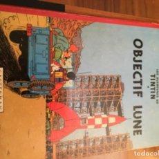 Cómics: ANTIGUO TINTÍN CASTERMAN 1954 EN FRANCÉS. Lote 187441955
