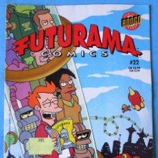 Cómics: FUTURAMA COMICS Nº 22 - BONGO COMICS GROUP 2005 - EN INGLÉS. Lote 188789811