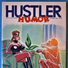 Cómics: HUSTLER HUMOR.VOLUMEN 12 Nº 8.1989 - EN INGLÉS. Lote 188792667