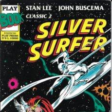 Comics : SILVER SURFER, CLASSIC 2, PLAY BOOK, 1991, EN ITALIANO. Lote 189521876