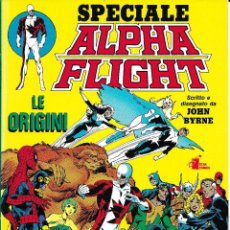 Comics : ALPHA FLIGHT, LE ORIGINI, STAR COMICS SPECIALE 1989, EN ITALIANO. Lote 189547957
