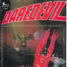 Cómics: DAREDEVIL -AMORE E GUERRA- MILLER SIENKIEWICZ, STAR COMICS SPECIALE 1990, EN ITALIANO. Lote 253997330