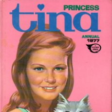 Cómics: PRINCESS TINA ANNUAL 1977 (IPC MAGAZINES, LONDON) ALMANAQUE. Lote 189946601