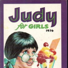 Cómics: JUDY FOR GIRLS 1976 (THOMSON & CO., LONDON) ALMANAQUE. Lote 189946848