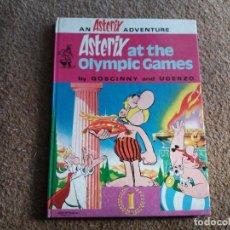 Cómics: ASTERIX Y LOS JUEGOS OLÍMPICOS. INGLÉS. PRIMERA EDICIÓN, 1972. BROCKHAMPTON PRESS. ÚNICO EN TC.. Lote 189999358