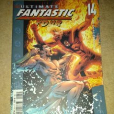 Cómics: ULTIMATE FANTASTIC FOUR #14 FR.. Lote 190126932