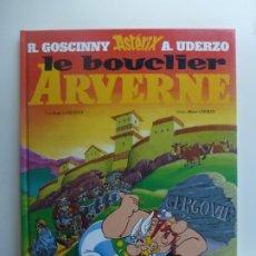 Cómics: ASTÉRIX. LE BOUCLIER ARVERNE. HACHETTE. Nº 11. EN FRANCÉS. . Lote 190702890