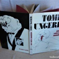 Cómics: TOMI UNGERER: UNE SOIREE MONDAINE ALBIN MICHEL. 1973. IN-4. . Lote 191543438