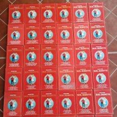 Cómics: 36 LIBROS BOB ET BOBETTE, COLLECTION VANDERSTEEN, EDITIONS C. COLOMB. Lote 191615767
