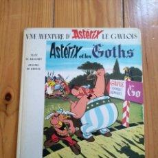 Cómics: ASTÉRIX ET LES GOTHS - FRANCÉS 1968 - D2. Lote 191678421